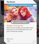 The Senior Chapter 1 Reveal