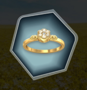 Steve's Engagement Ring for Nadia in PM2 Ch. 15