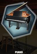 Piano seen in Platinum Ch. 5