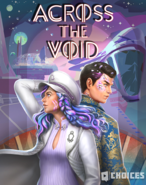 Across the Void, Book 1 Official Cover