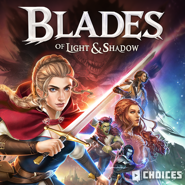 Blades of Light and Shadow, Book 1 Choices