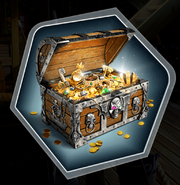 DS treasure chest