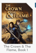 The Crown & The Flame Bk 1 Updated Thumbnail