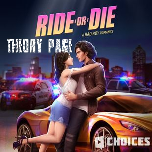 Ride or Die: A Bad Boy Romance Theory Page