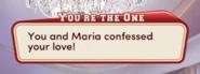 Maria and MC Love Confession