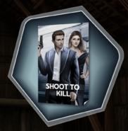"RCD Book 3, Matt's First Movie Poster ""Shoot to Kill"""