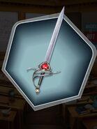 TE Katrina's sword