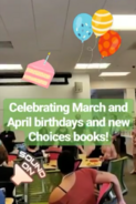 CelebratingMarch&April2019BirthdaysatPB