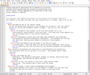 Notepad withsyntax
