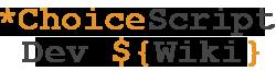 ChoiceScript Wiki