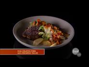 Andy's Pork and Big American Salad