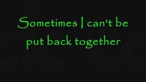 Skillet - Sometimes (Lyrics)