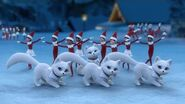 Fox Cub's Song from the Elf Pets Arctic Fox Animated Special
