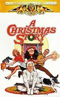 A Christmas Story VHS 1998