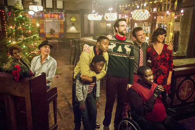 Blue Christmas (NCIS: New Orleans)