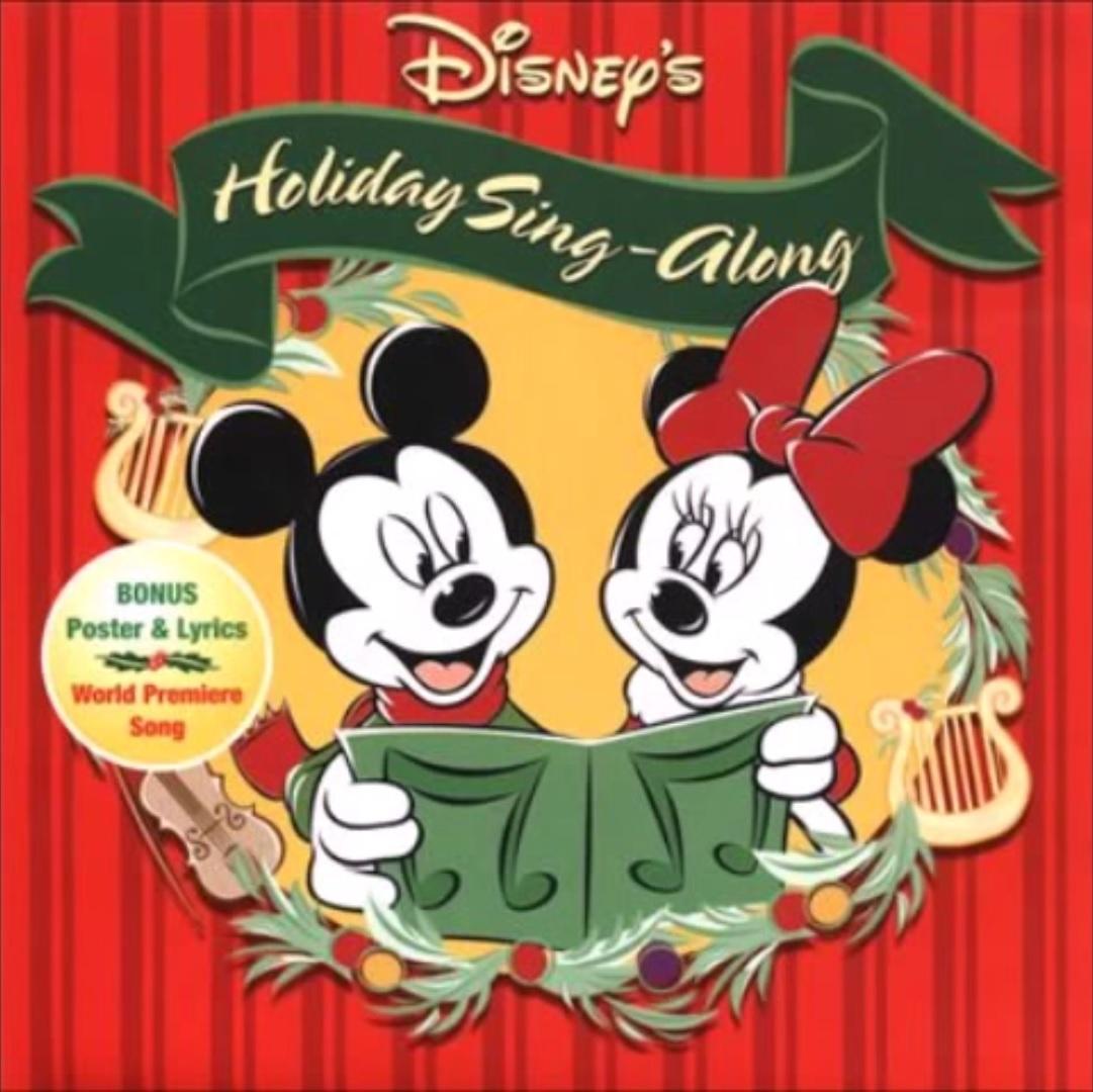 Disney's Holiday Sing-Along