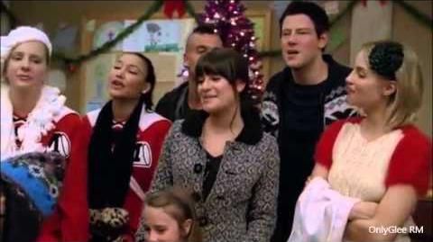 """GLEE """"Do They Know It's Christmas?"""" (Full Performance) From """"Extraordinary Merry Christmas"""""""
