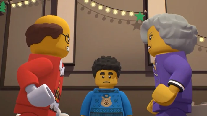 Arrest Ye Merry Gentlemen (LEGO City Adventures)