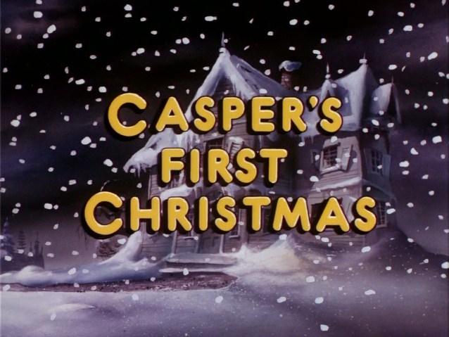 Casper's First Christmas