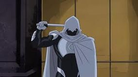 The Moon Knight Before Christmas