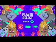 Player Select holiday promo (2019) - Disney XD