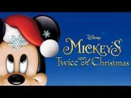 Mickey's Twice Upon a Christmas - Belles on Ice (Score)
