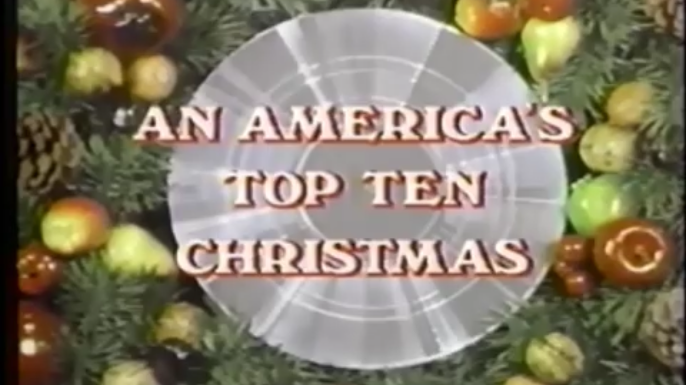 America's Top Ten Christmas Special