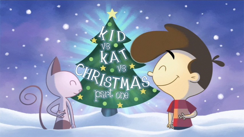 Kid vs. Kat vs. Christmas