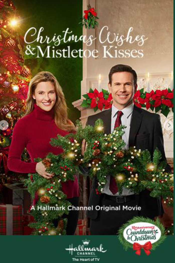 Christmas Wishes & Mistletoe Kisses