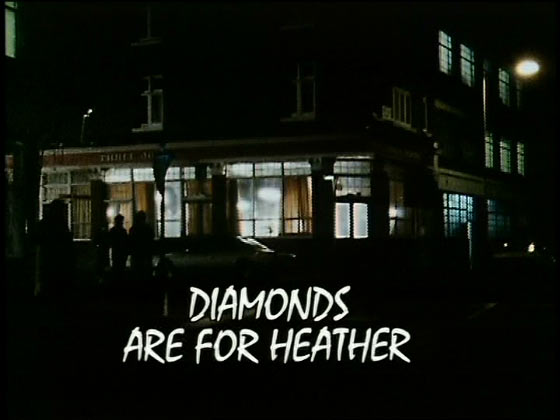 Diamonds Are for Heather