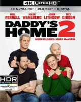 Daddy's Home 2 4K Blu-Ray