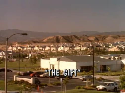 The Gift (The Secret World of Alex Mack)