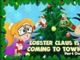 Lobster Claus is Coming to Town