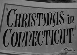 Christmas in Connecticut (1945)