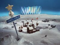 North Pole in YWASC