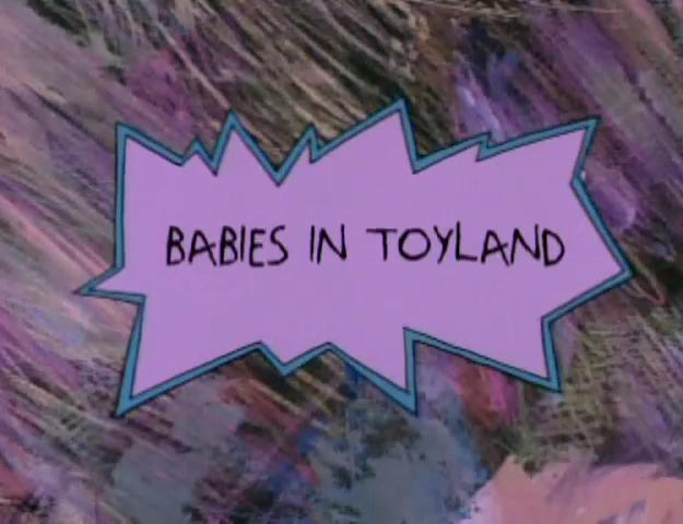 Babies in Toyland