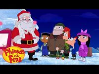 Phineas and Ferb Save Christmas 🎄 - Phineas and Ferb - Disney XD
