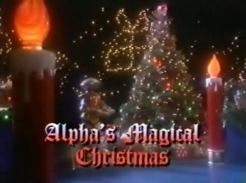 Alpha's Magical Christmas