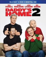 Daddy's Home 2 Blu-Ray Combo