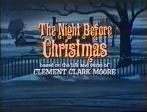 The Night Before Christmas (1968)