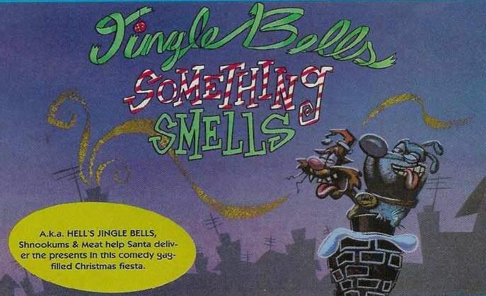 Jingle Bells, Something Smells
