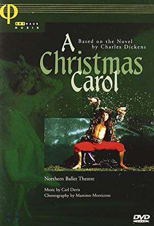 The Northern Ballet Theatre presents A Christmas Carol