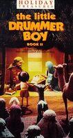The Little Drummer Boy 2 VHS