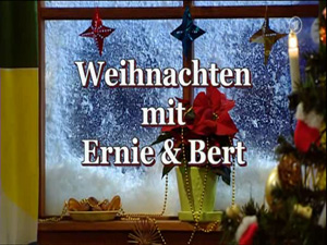Christmas with Ernie & Bert