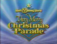 Title-WDWChristmasParade1991