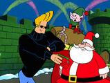 A Johnny Bravo Christmas