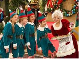 Santa's Little Harpers