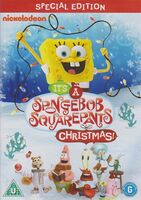 It's a SpongeBob Christmas Special Edition DVD