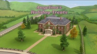 Angelina's Holiday Treats