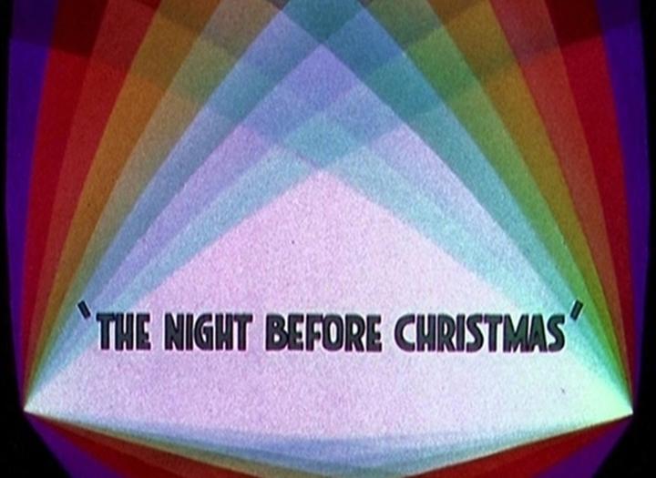 The Night Before Christmas (Disney)
